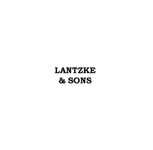 lantzke and sons